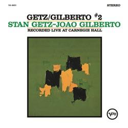 View album Stan Getz & João Gilberto - Getz/Gilberto #2 (Live)