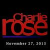 Charlie Rose - Charlie Rose: Charles Krauthammer, November 27, 2013  artwork