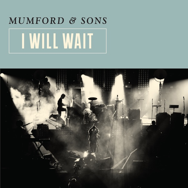 Cover art for I Will Wait