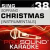 Sing Soprano Christmas Vol 38 Karaoke Performance Tracks