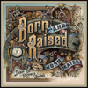 John Mayer - Born and Raised artwork