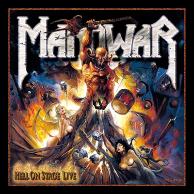 Hell On Stage Live - Manowar