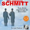 Éric-Emmanuel Schmitt - Les deux messieurs de Bruxelles artwork