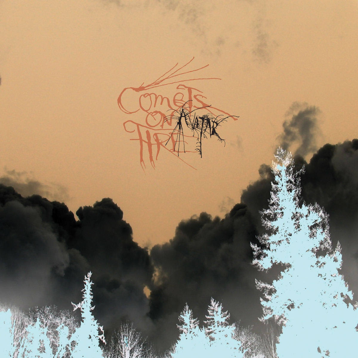 Avatar Comets On Fire CD cover