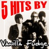 5 Hits By Vanilla Fudge - EP ジャケット写真