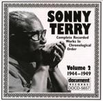 Sonny Terry - Rain Crow Bill