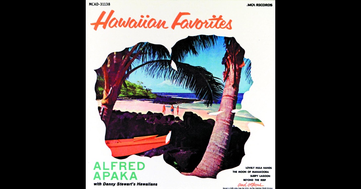 Alfred Apaka - I Will Remember You / Beyond The Reef