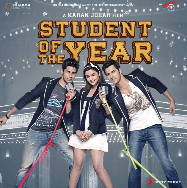 Downloadming Student of the year 2 Mp3 Song