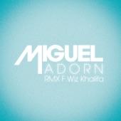 Adorn (Remix) [feat. Wiz Khalifa] - Single