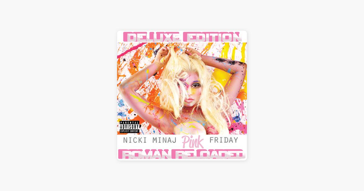 nicki minaj pink friday album mp3