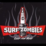 Surf Zombies - Flat Black