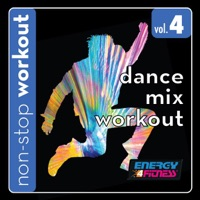 Dance Mix Workout Music 4 (146-158BPM Music for Jogging, Running, Cardio) [Non-Stop Mix]