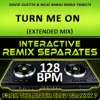 Turn Me On (David Guetta & Nicki Minaj Remix Tribute) [128 BPM Interactive Remix Separates] - EP, DJ Dizzy