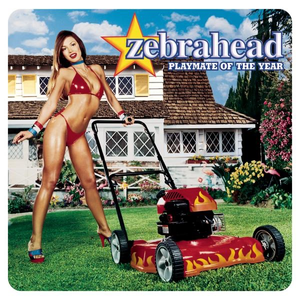Zebrahead mit Playmate of the Year