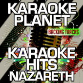 Karaoke Hits Nazareth (Karaoke Version) - EP