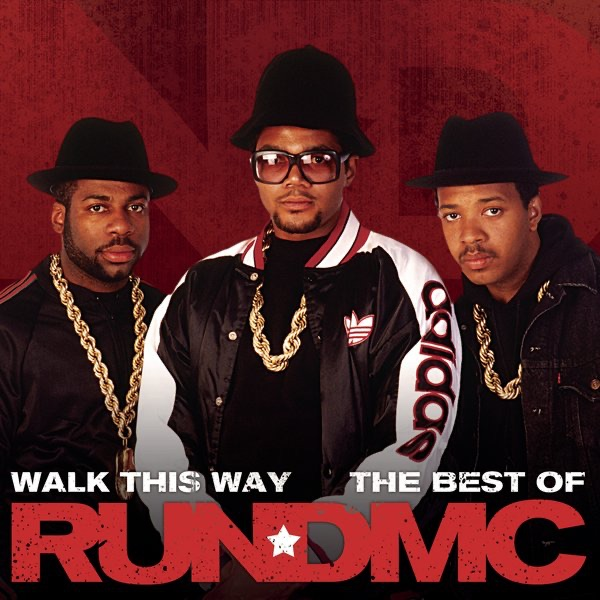 Run-DMC & Aerosmith mit Walk This Way