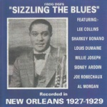 Sizzling the Blues - New Orleans 1927-29