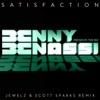 Satisfaction (Jewelz & Scott Sparks Remix) - Single
