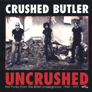 CRUSHED BUTLER - Factory Grime