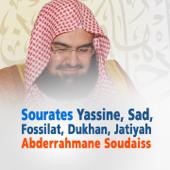 Sourates Yassine, Sad, Fossilat, Dukhan, Jatiyah (Quran  Coran  Islam)-Abdul Rahman Al-Sudais