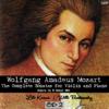 Lili Kraus (piano), Willi Boskovsky (violin) - Wolfgang Amadeus Mozart : Sonata In C Major 303(293c) artwork