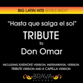 Hasta Que Salga el Sol (Tribute to Don Omar) - EP