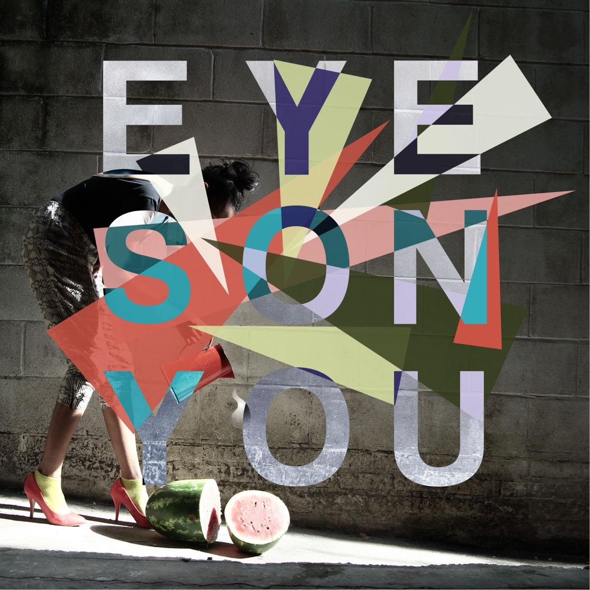 Eyes On You EP Pandr Eyez CD cover