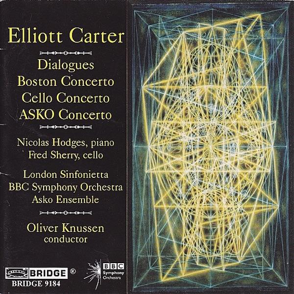The Music of Elliott Carter, Vol. 7