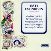 Esti csendben - Altatódalok (Hungaroton Classics)
