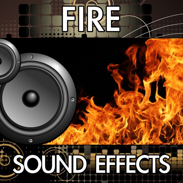 Fireplace Sound Effect
