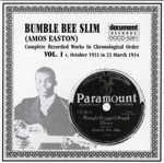 Bumble Bee Slim - East St. Louis Blues
