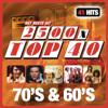 2500 x Top 40: 70's & 60's - Verschillende artiesten