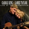 Live At the Troubadour ジャケット写真