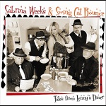 Sabrina Weeks & Swing Cat Bounce - Boogie Downtown