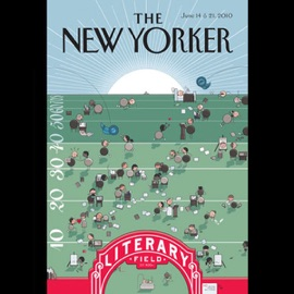 The New Yorker, June 14th & 21st 2010: Part 2 (James Surowiecki, Salvatore Scibona, Laura Miller) - James Surowiecki, Salvatore Scibona, Laura Miller mp3 listen download
