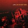 Live In New York - EP ジャケット写真