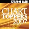 Karaoke Bash: Chart Toppers 2007 ジャケット写真