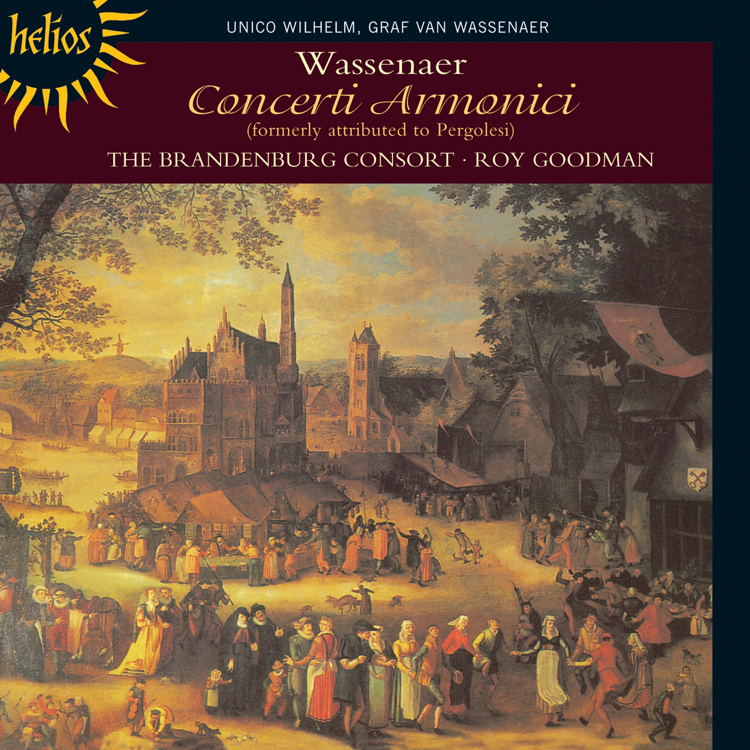 Concerto No. 5 in F Minor: III. Con sordini