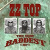 The Very Baddest of ZZ Top ジャケット写真