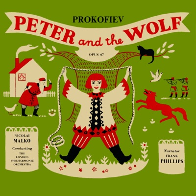 Peter And The Wolf - EP - London Philharmonic Orchestra