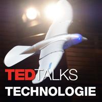 Podcast cover art for TEDTalks Technologie