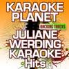 Juliane Werding Karaoke Hits (Karaoke Planet) - EP ジャケット写真