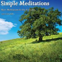 Linda Hall - Simple Meditations: Short Meditations to Use Every Day artwork