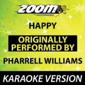 Happy (Originally By Pharrell Williams) [Karaoke Version]
