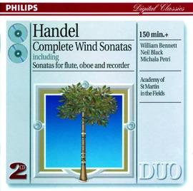 Oboe Sonata In C Minor Op 1 No 8 Hwv 366 Ii Allegro