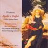 Handel: Apollo e Dafne - Crudel Tiranno Amor, Collegium Musicum 90, Nancy Argenta & Simon Standage