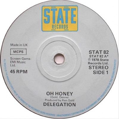 Oh Honey - Single - Delegation