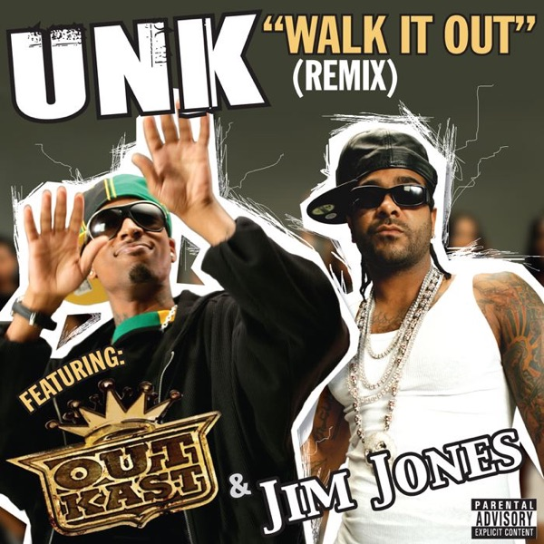 Walk It Out (Remix) - Single