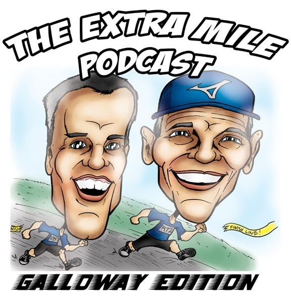 The Extra Mile Podcast GALLOWAY EDITION