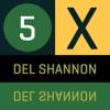 5 X: Del Shannon - EP ジャケット写真
